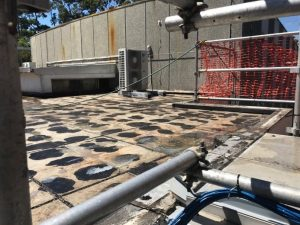 DAFWA surface screed