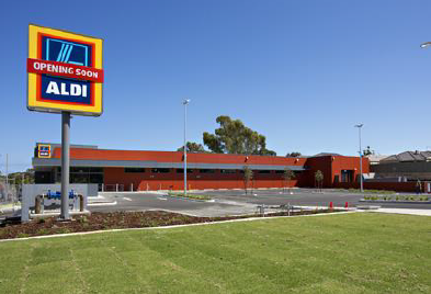 aldi kwinana building
