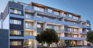 Private Residential Property with strata