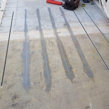 Concrete Floor repairs