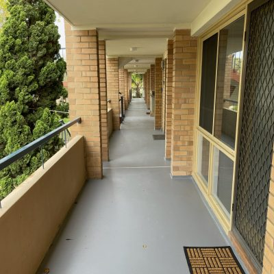 Pic 5 After the walkway coating